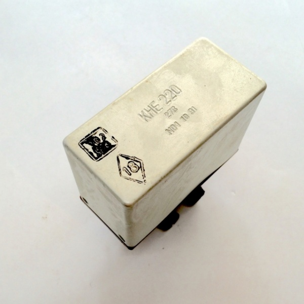 Контактор КНЕ-220
